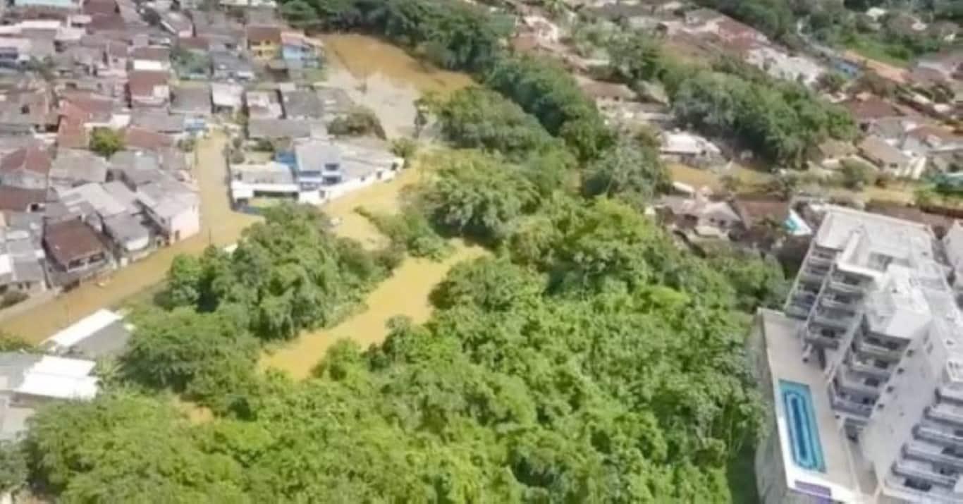 Desabamentos deixam quatro crianças mortas em Mauá