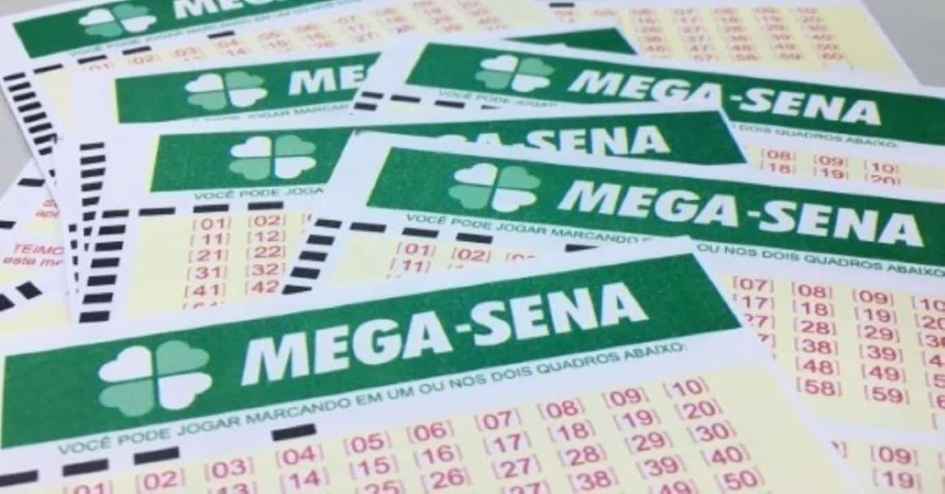 mega sena loterias