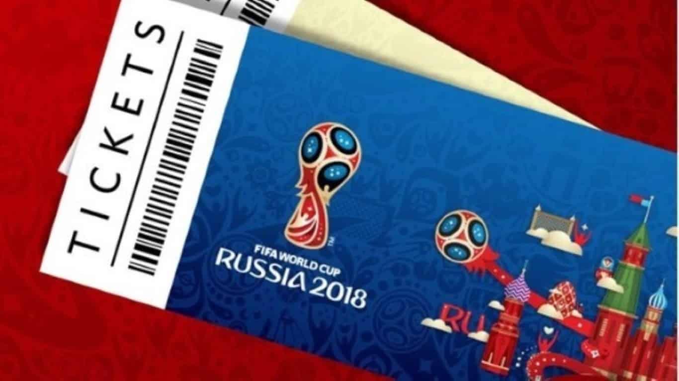 Fifa vende mais de 160 mil ingressos para a Copa do Mundo em 24 horas ad4a3c7ff1249