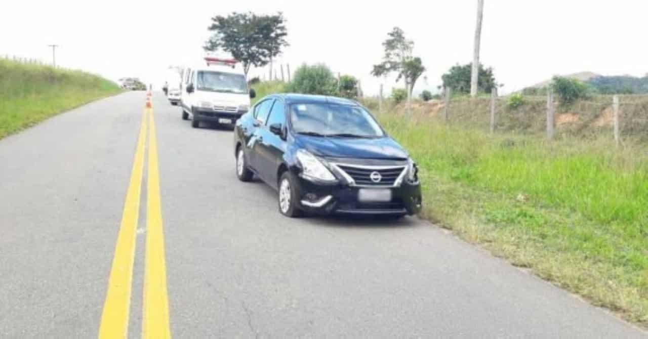 carro acidente sp 68