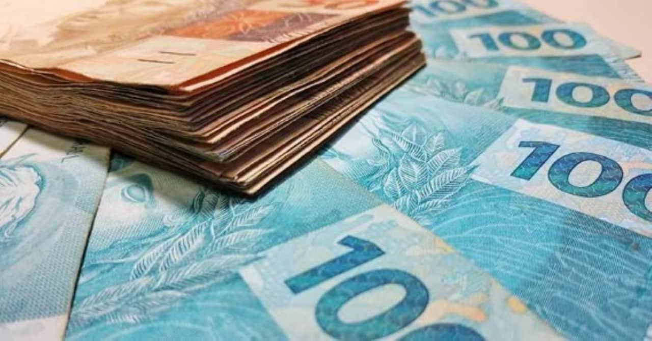 dinheiro mix vale nota 1