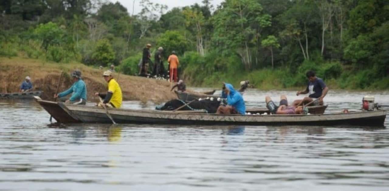 Governo vai atualizar cadastro de pescadores.