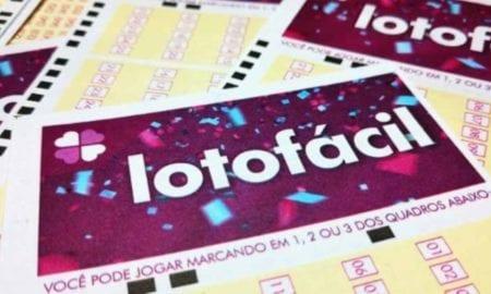 Lotofácil Loterias Caixa Concurso Sorteio Prêmio