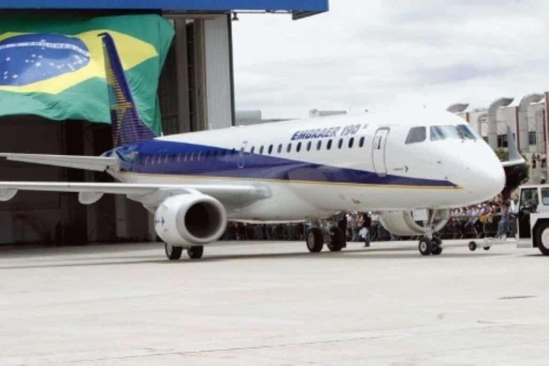 Embraer e a Boeing vão formar uma joint venture que vai abarcar todos os negócios e serviços de aviação comercial da empresa brasileira - Antonio Milena