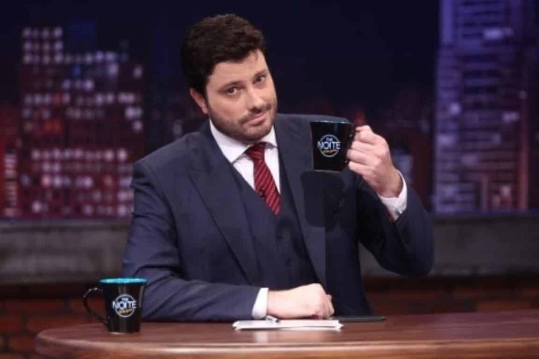 Danilo Gentili é condenado a indenizar Marcelo Freixo em R$ 20 mil
