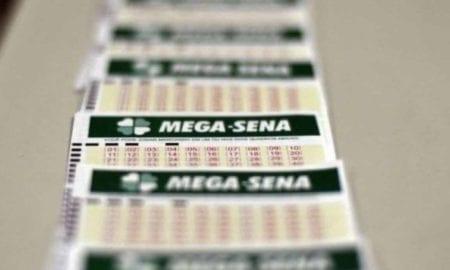 MEGA-SENA ACUMULADA SORTEIA R$ 40 MILHÕES NESTA QUARTA-FEIRA (17/03)