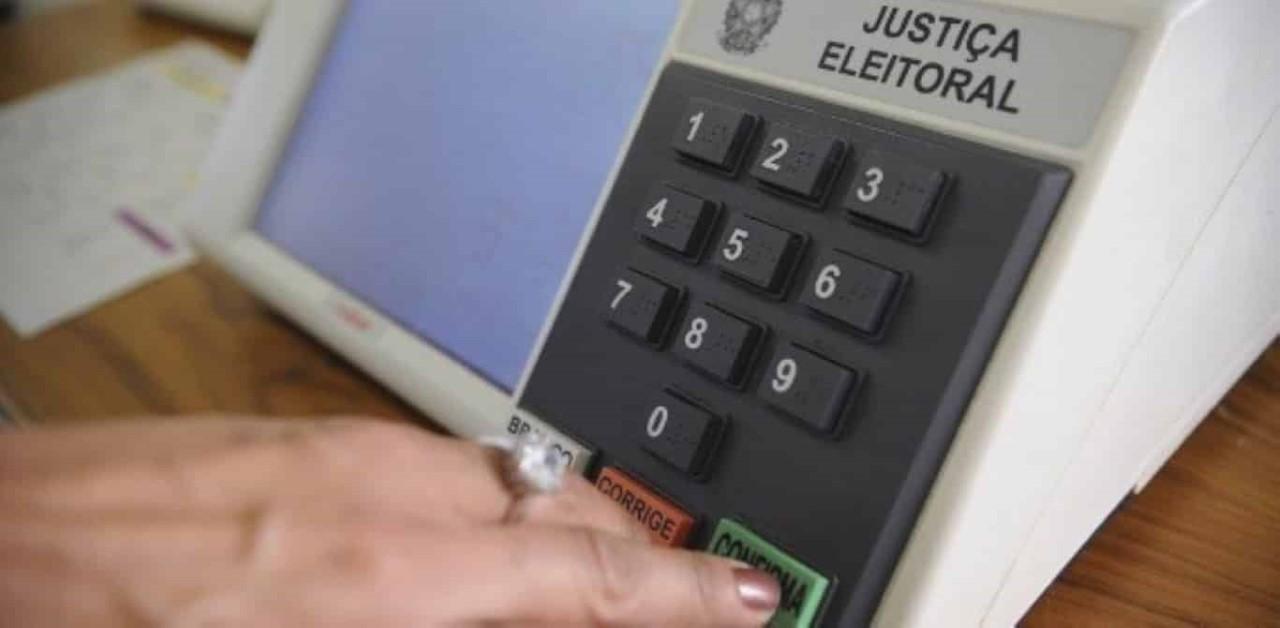 urna eleição