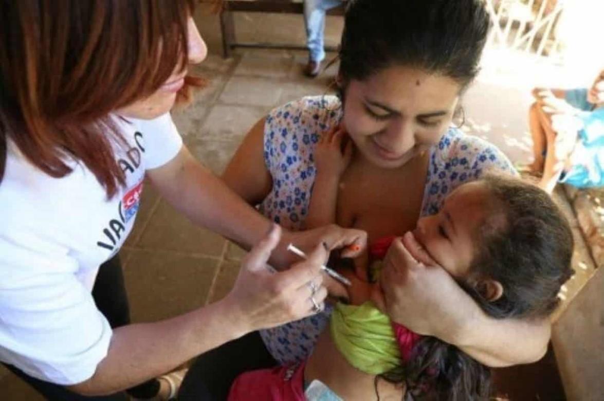 Bebês devem ser imunizados contra o sarampo em 39 cidades do Estado