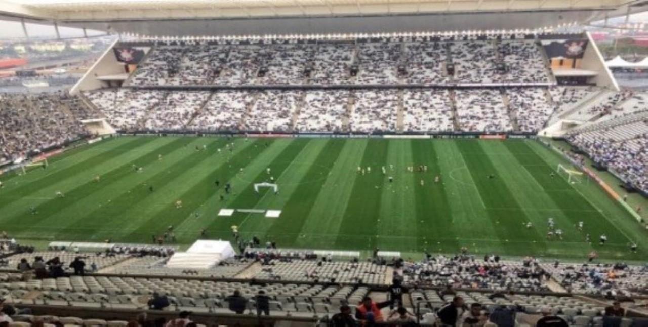 Corinthians conquista vaga inédita na Copa Sul-americana.