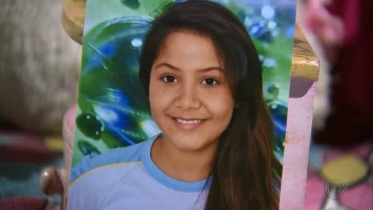 Vitória Gabrielly foi encontrada morta uma semana depois de desaparecer em Araçariguama