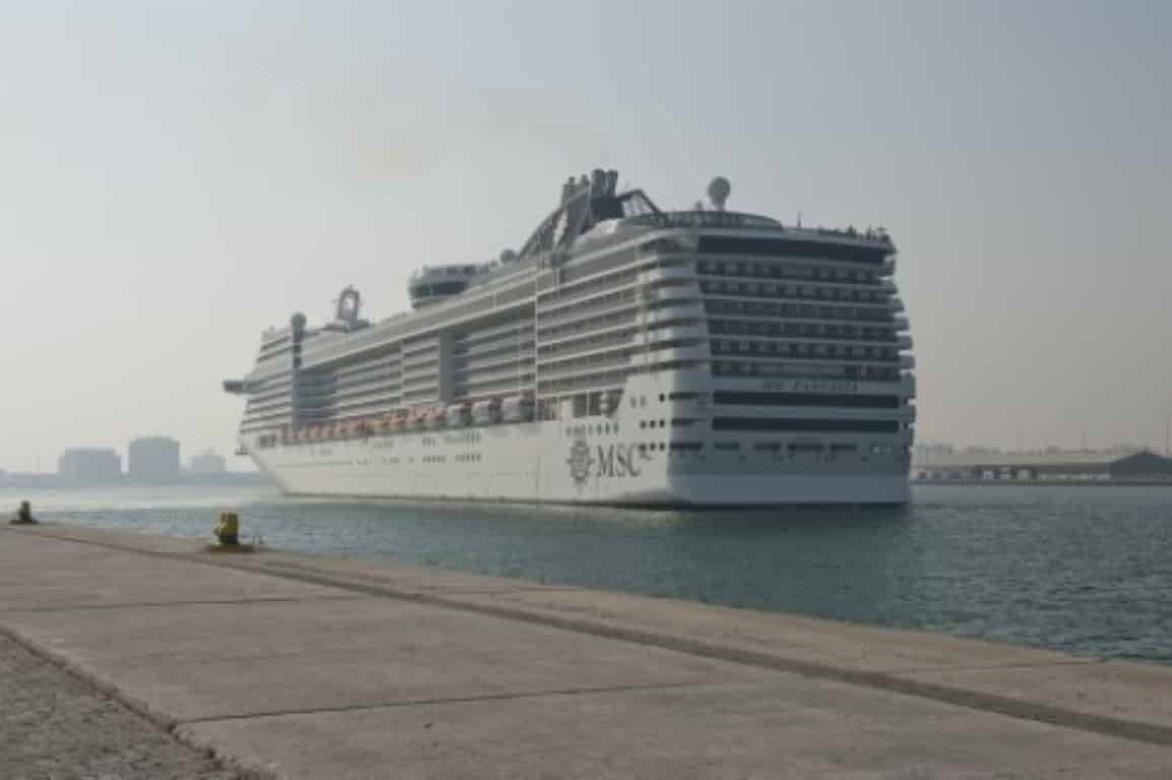 Suspeita de sarampo isola criança em navio e mobiliza vigilância sanitária