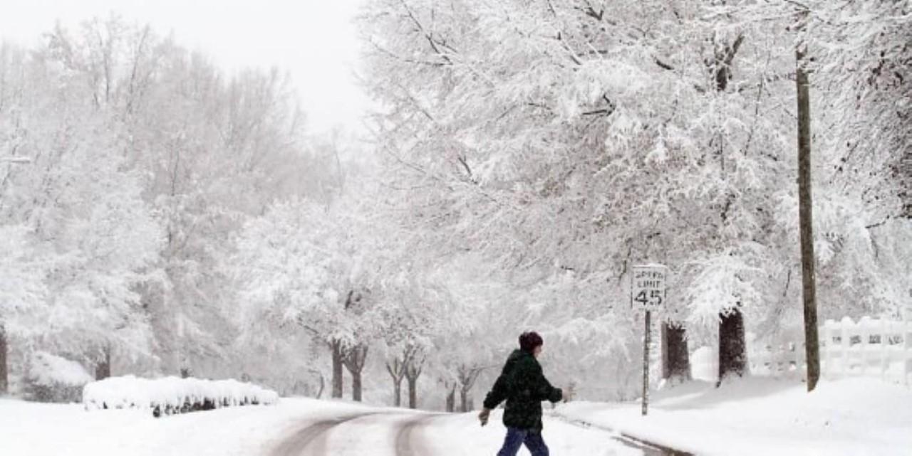 Tempestade de neve nos EUA deixa 190 mil sem energia