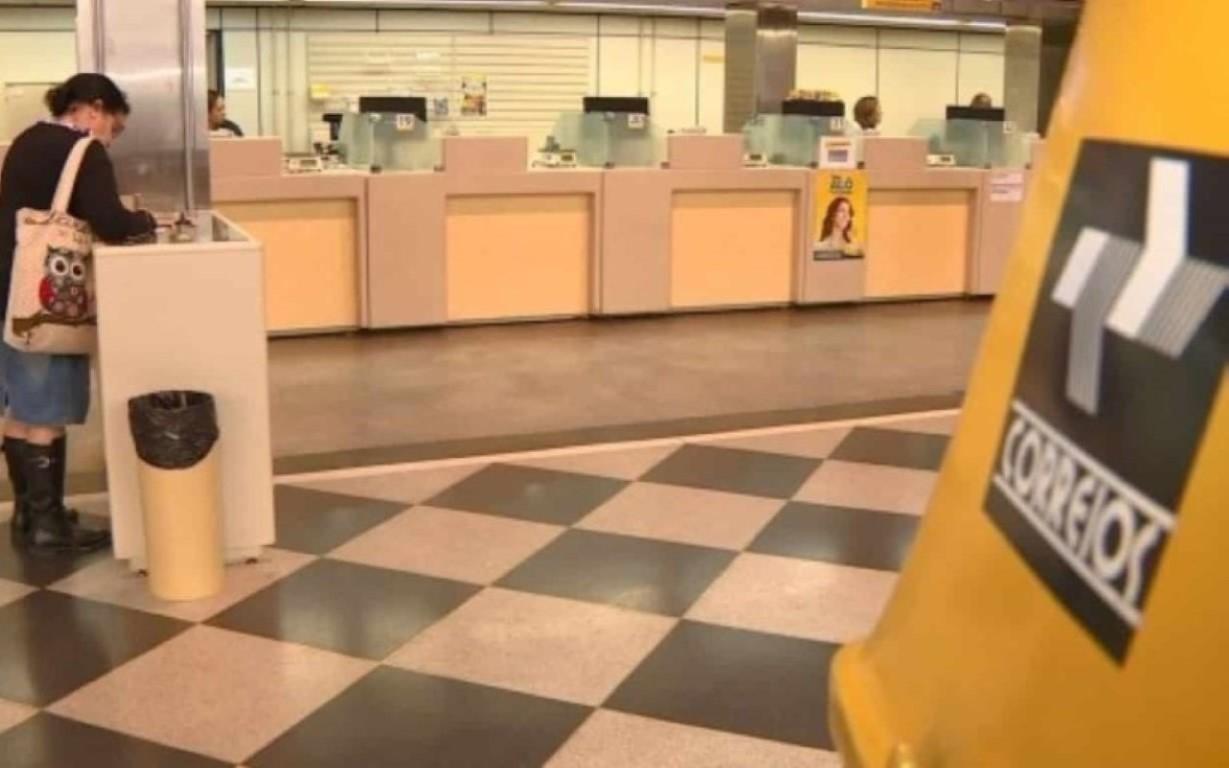 Correios anunciam implantação de agências dentro de lojas