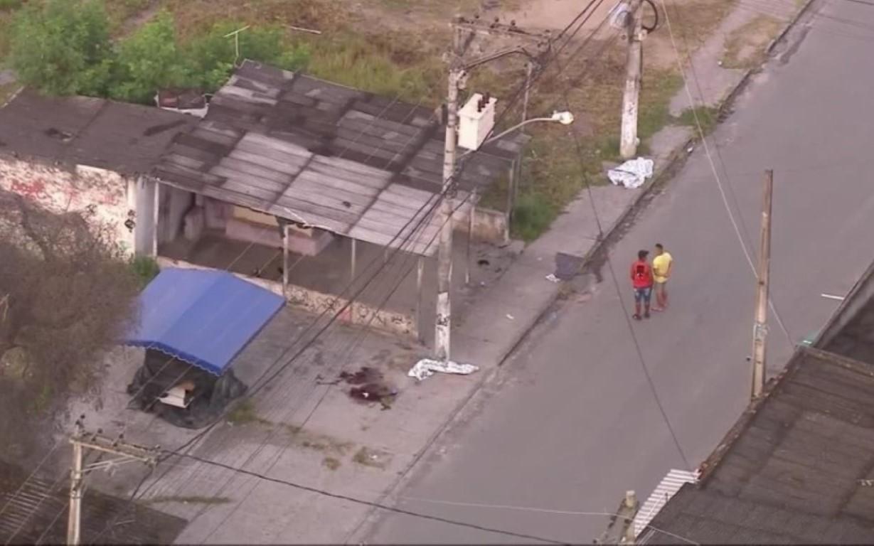 Sobe o número de vítimas de chacina de São Gonçalo e Itaboraí