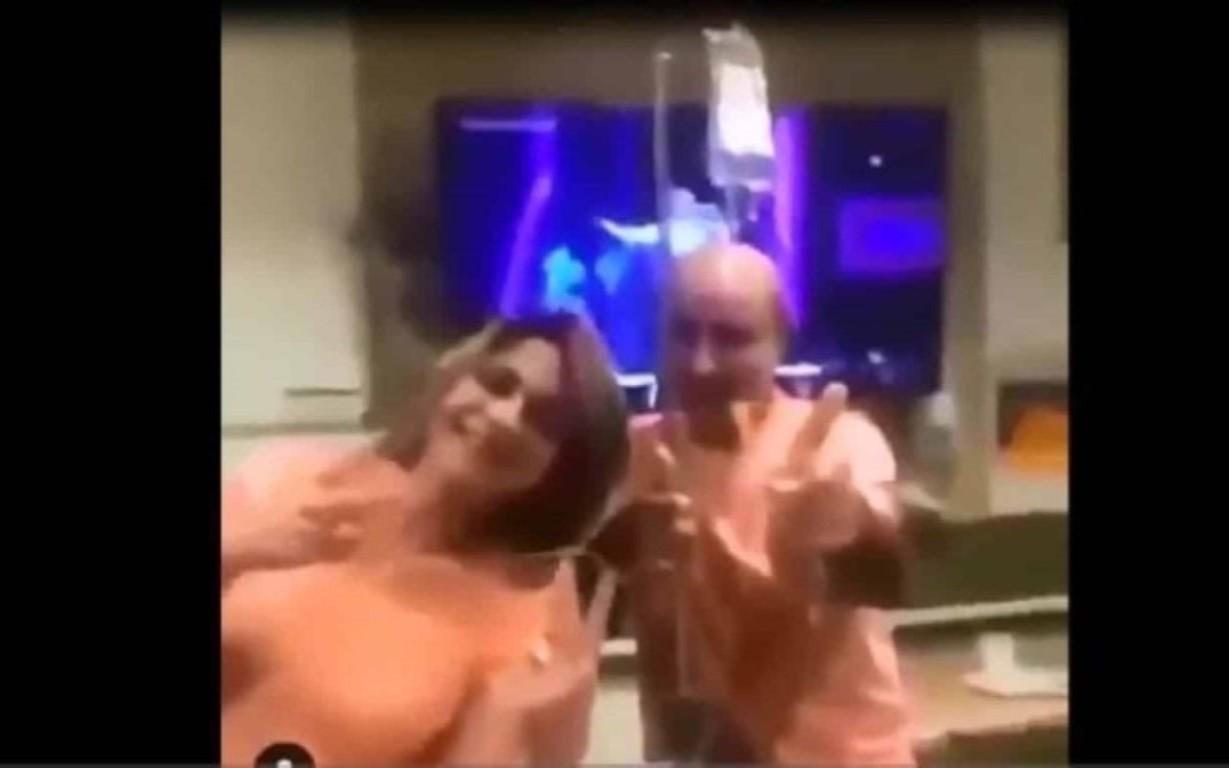 Ex-assessor de Flávio Bolsonaro, Queiroz aparece dançando em vídeo no hospital