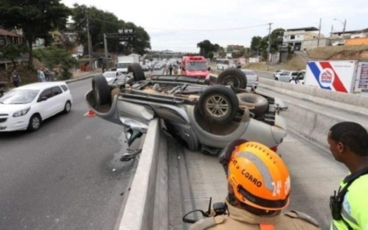 O seguro obrigatório é usado para custear gastos decorrentes de acidentes de trânsito Foto: Guilherme Pinto / 05.06.2018