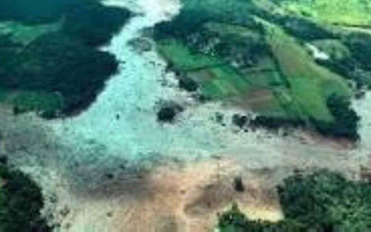 Três barragens da Vale em MG estão em nível máximo de alerta