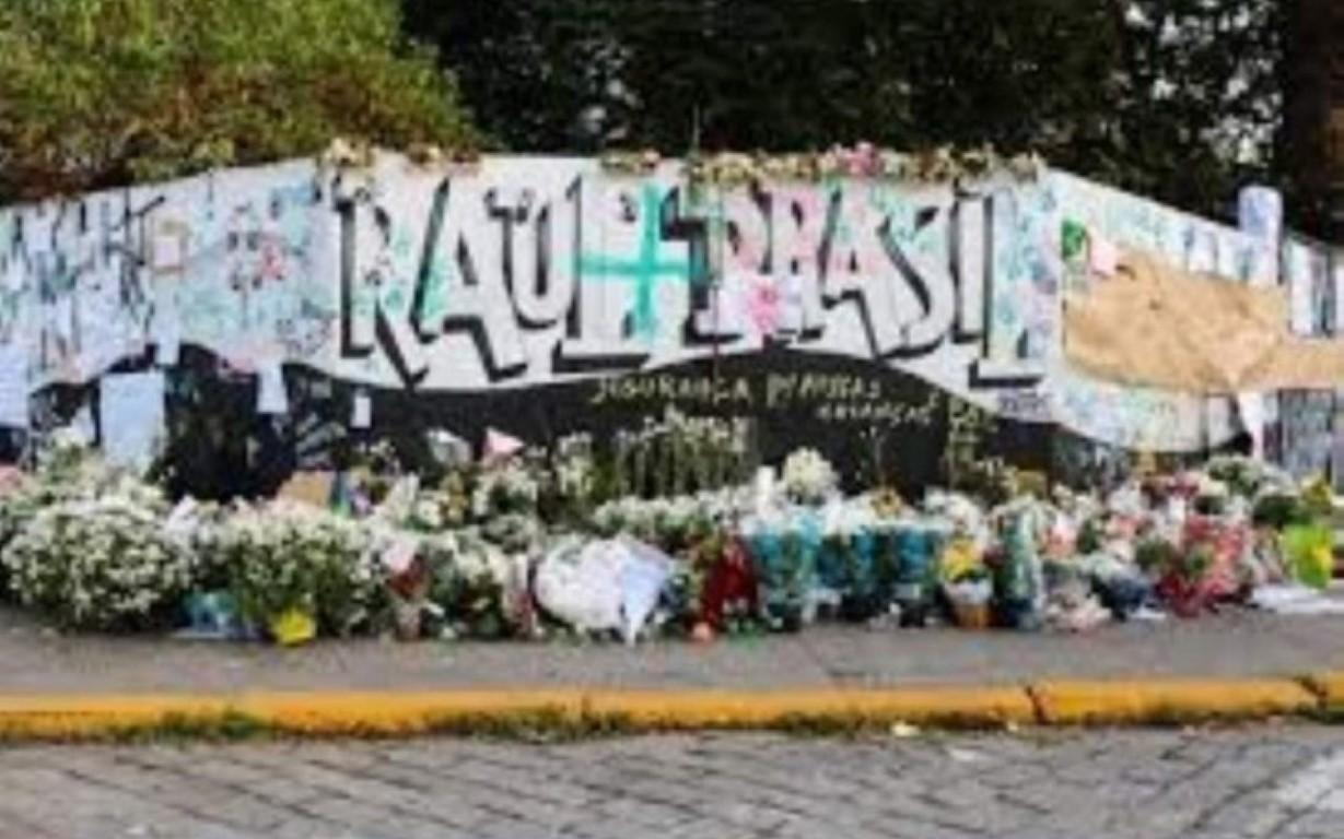 São Paulo faz homenagem aos que ajudaram vítimas do ataque em Suzano