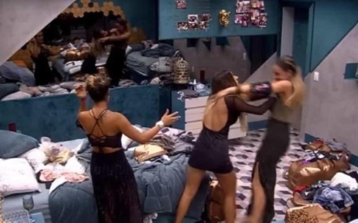 Hariany é desclassificada do 'BBB19' por agredir Paula