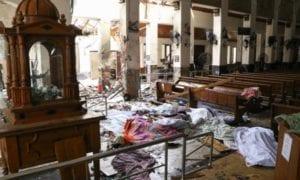 Bombas em igrejas e hotéis matam mais de 200 no Sri Lanka no domingo de Páscoa