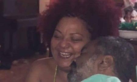 Filho de Arlindo Cruz compartilha foto que reflete momento de carinho entre pais