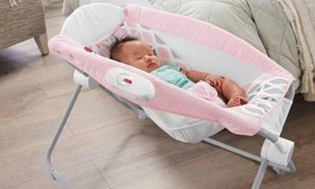 Fisher-Price recolherá cadeiras de balanço após morte de bebês