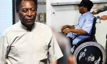 Pelé recebe alta após retirada de cálculo renal em hospital de SP.