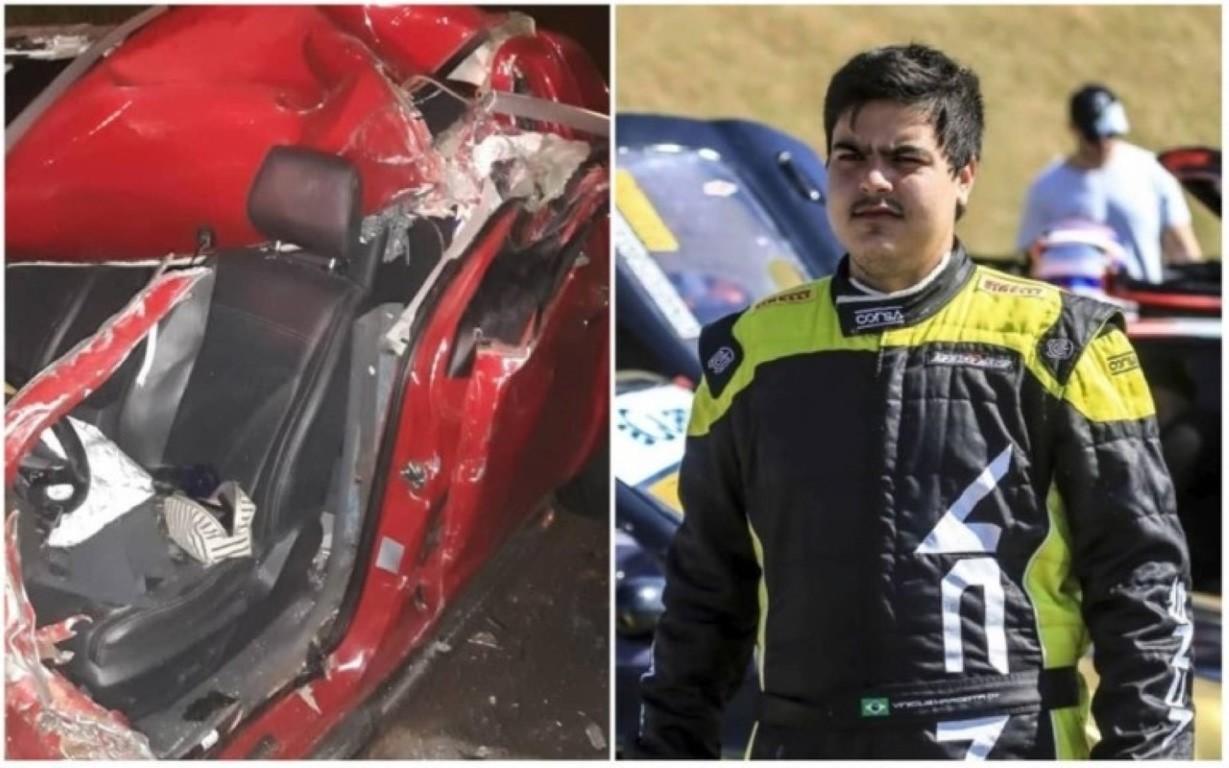 Piloto da Stock Car morre em acidente na Anhanguera