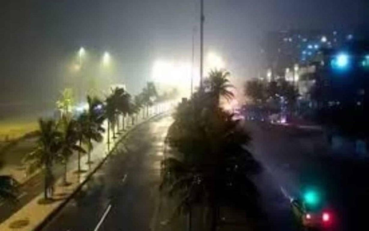 Chuvas fazem Governo do Rio decretar ponto facultativo