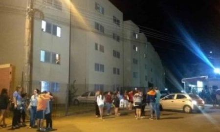 Um homem atirou contra a ex-mulher e depois se matou na noite desta terça-feira (9) em um condomínio residencial no Jardim Bela Vista, em Campinas (SP).