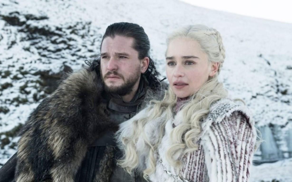 Cerca de 17,4 milhões assistiram à estreia da final de 'Game of Thrones' nos EUA.