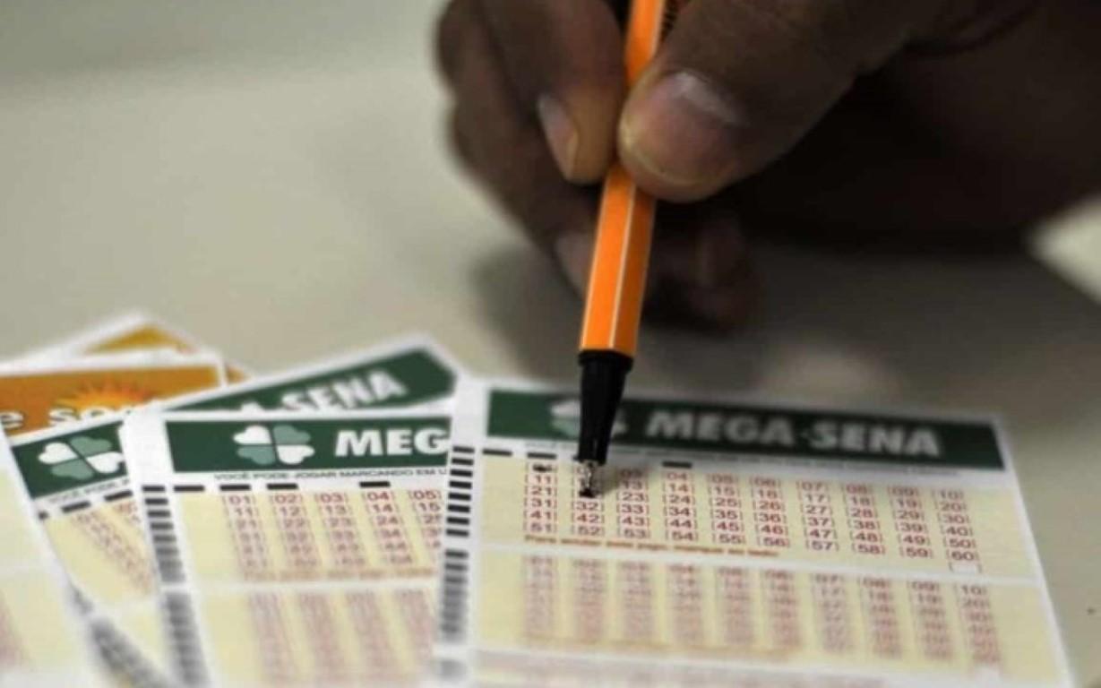 mega-sena loterias caixa concurso premio sorteio