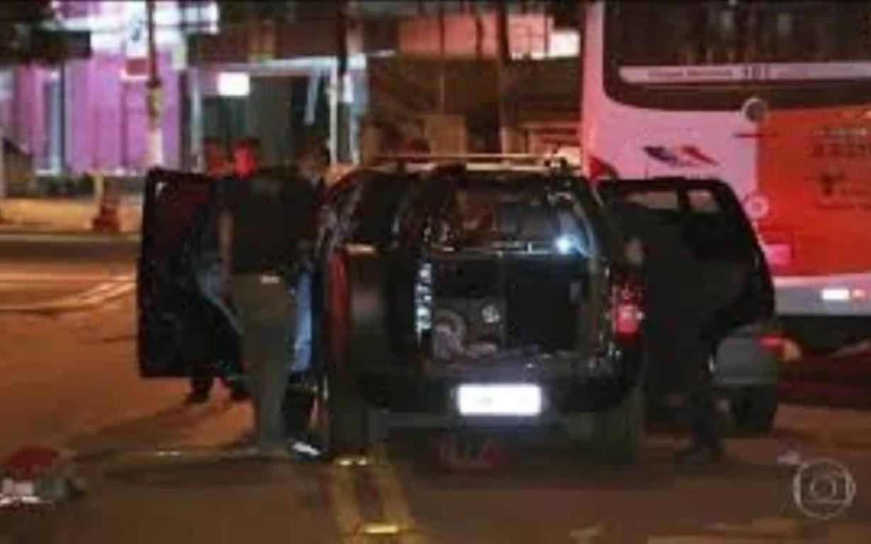 Três suspeitos de assalto morrem durante perseguição policial em Piracicaba (SP)