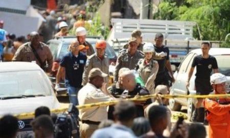 Muzema: Familiares e amigos tentam agilizar liberação de corpos no IML