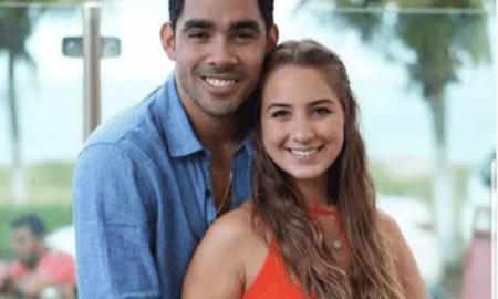 Gabriel Diniz, do hit 'Jenifer', pegou avião para se encontrar com namorada e família