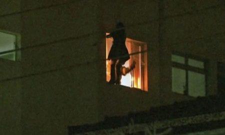 Mulher joga filha do 5º andar de prédio na zona oeste de SP, diz polícia