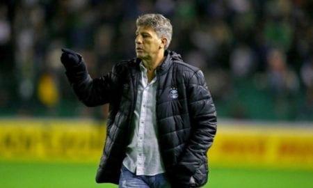 Renato Gaúcho se diz satisfeito com André, mas prepara volta de Tardelli ao Grêmio