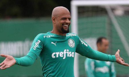 Felipe Melo consegue efeito suspensivo e está liberado para defender o Palmeiras
