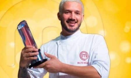 Rodrigo Massoni conquistou a edição do MasterChef Brasil 2019