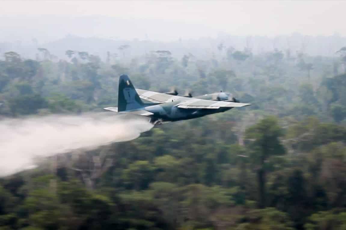 Amazônia: chefe de embaixada nos EUA
