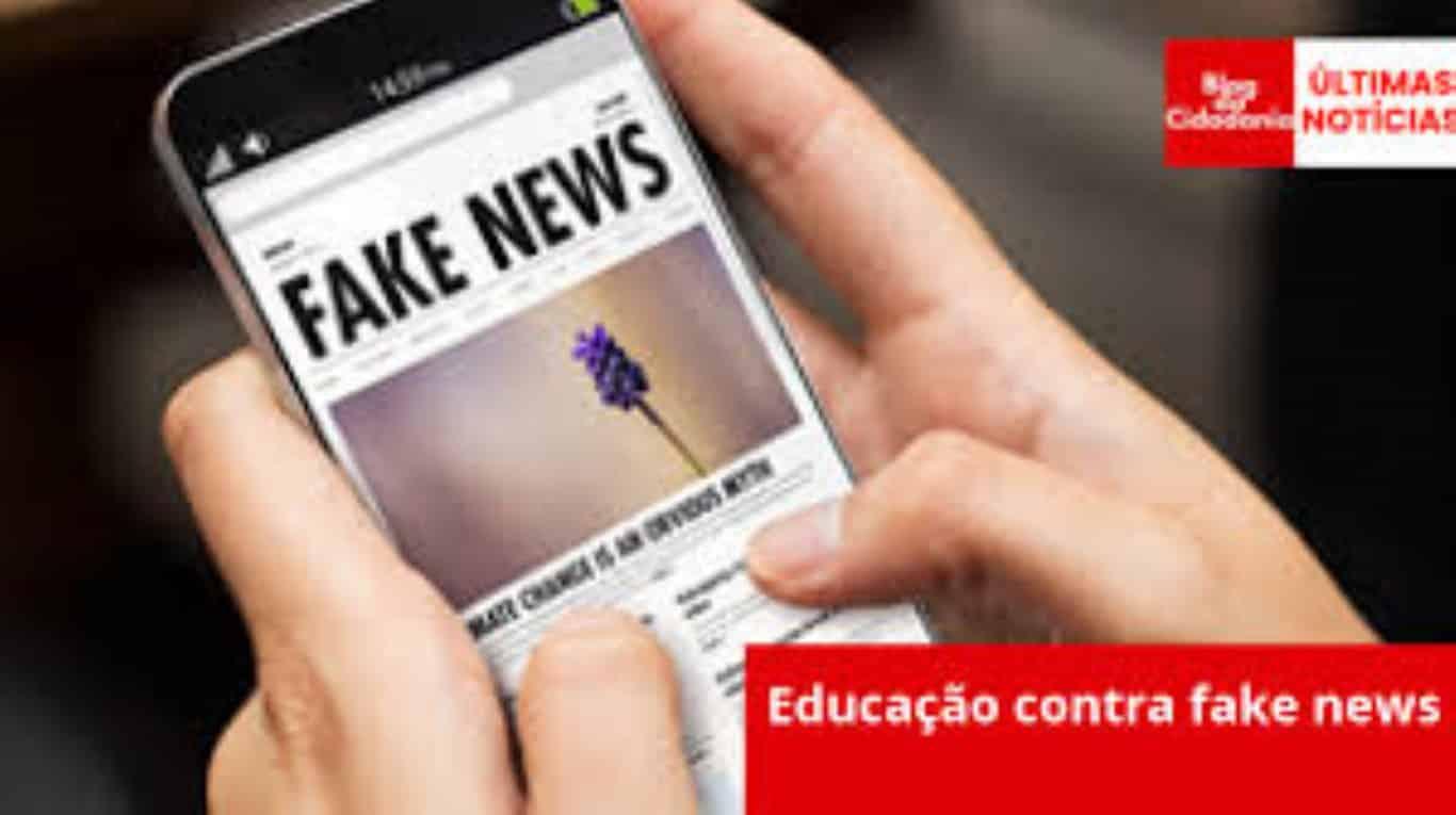 Contra fake news, sociedade tem que ser alfabetizada para a mídia, diz pesquisador.