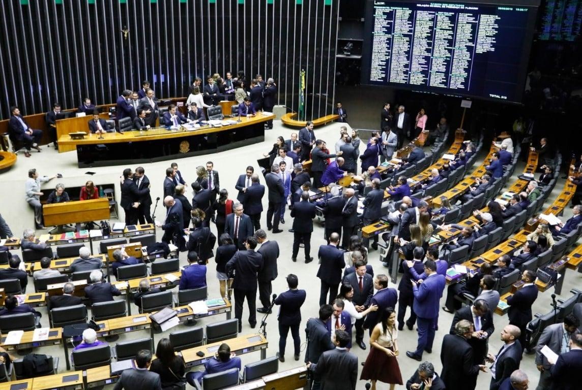 Por 370 votos a 124, Câmara aprova em segundo turno texto-base da reforma da Previdência