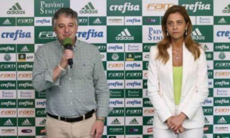 Nobre critica relação do Palmeiras com a Crefisa: 'Patrocinador não é co-gestor