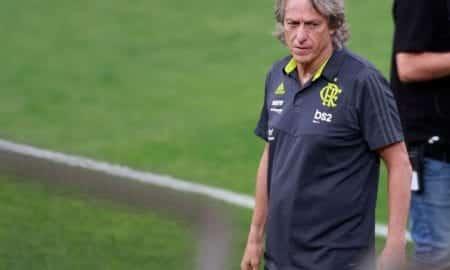 Libertadores: Jorge Jesus diz que Flamengo chega confiante à final