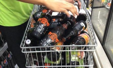 32 cervejas envenenadas da Backer