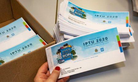 IPTU: Em São Paulo consulta já esta liberada