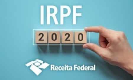 IR 2020 imposto de renda