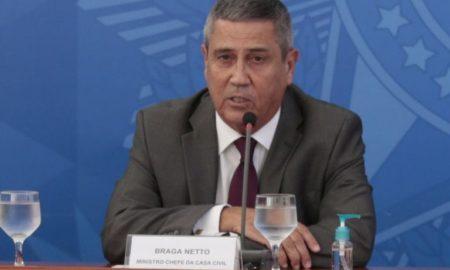 Comissão mista sobre Covid-19 ouve hoje ministro da Casa Civil
